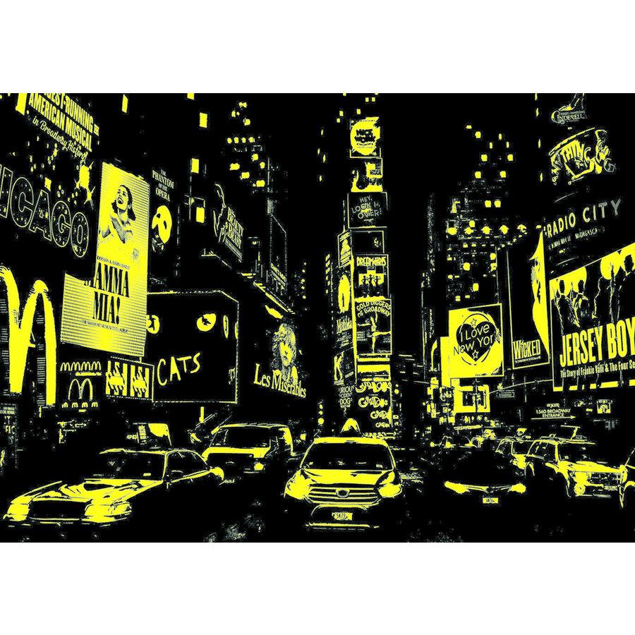 Times Square - Glow in the Dark - puzzel 1000 stukjes-2