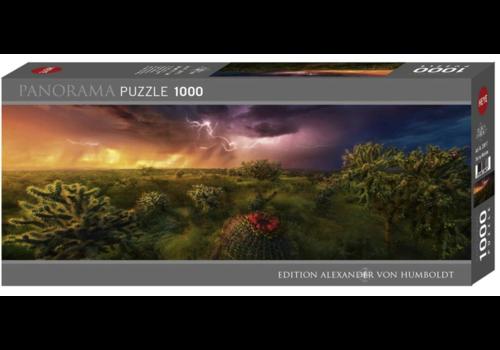 Stormy Horizon - 1000 stukjes - panorama