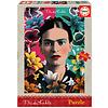 Educa Frida Kahlo - legpuzzel van 1000 stukjes