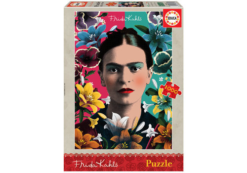 Educa Frida Kahlo - 1000 stukjes