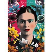 thumb-Frida Kahlo - puzzle de 1000 pièces-2