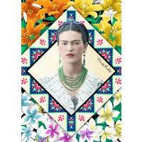 thumb-Frida Kahlo - puzzle de 500 pièces-2