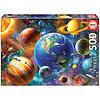 Educa Zonnestelsel - legpuzzel van 500 stukjes