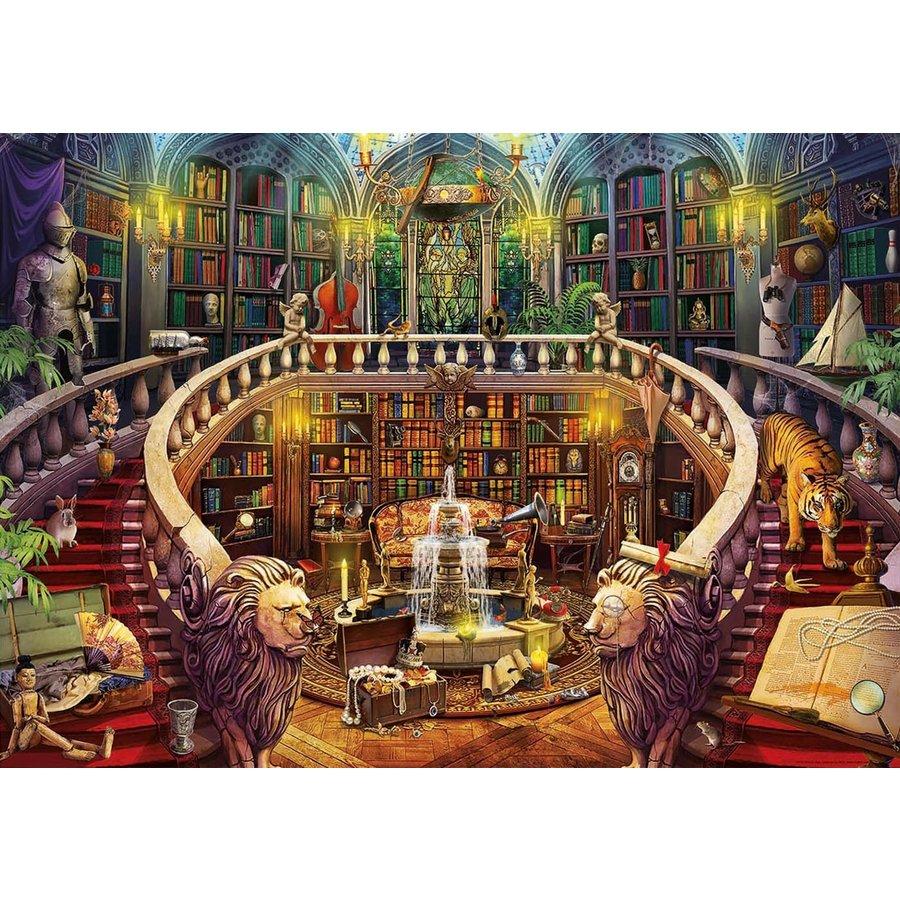 Bibliotheek - legpuzzel van 500 stukjes-2