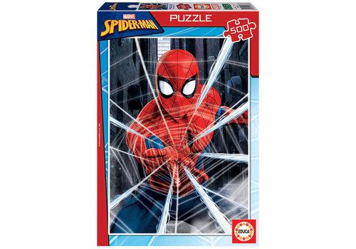 Educa Spiderman - 500 stukjes