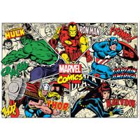 thumb-Marvel Comics - puzzel van 1000 stukjes-2