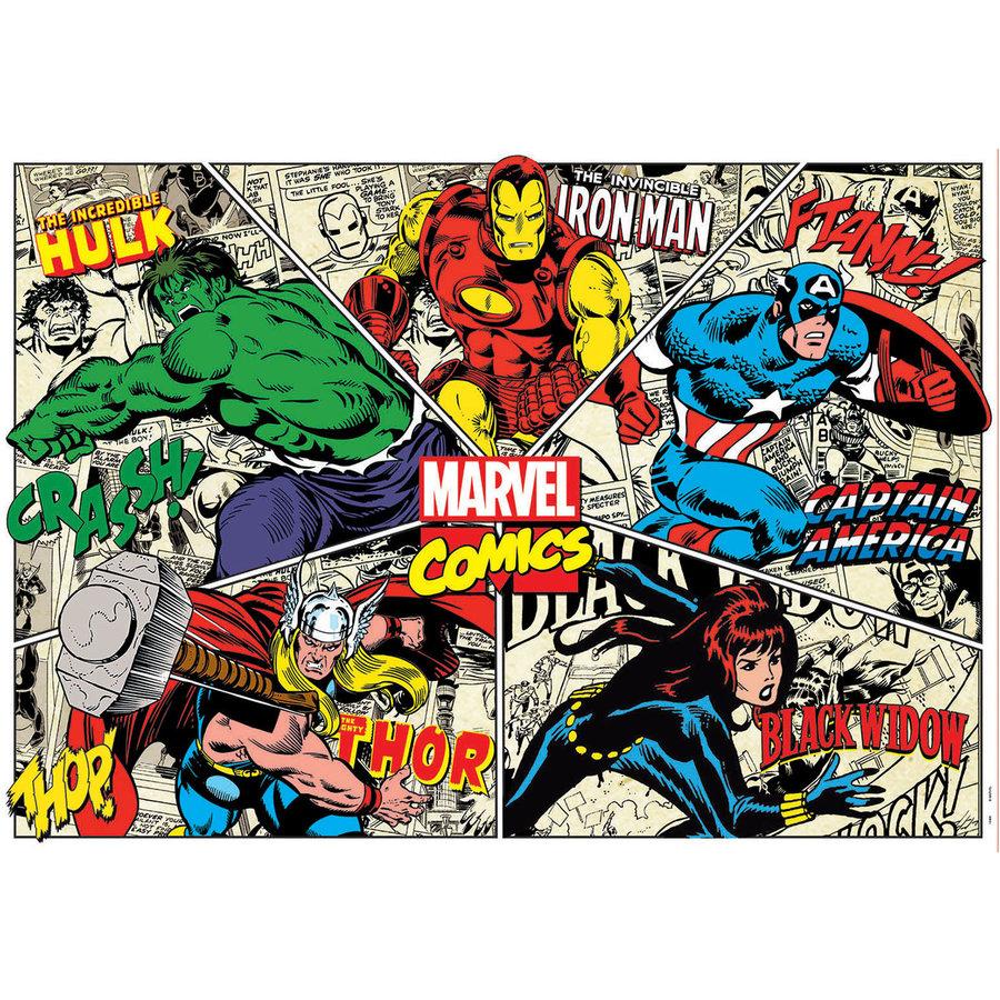 Marvel Comics - puzzel van 1000 stukjes-2