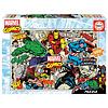 Educa Marvel Comics - puzzel van 1000 stukjes