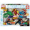 Educa Marvel Comics - puzzle de 1000 pièces