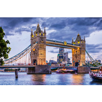thumb-London, schitterende stad - puzzel van 3000 stukjes-1