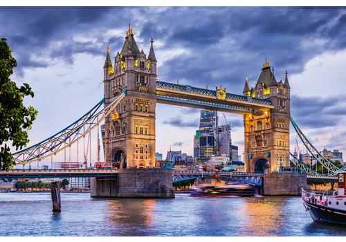 Ravensburger London, schitterende stad - 3000 stukjes