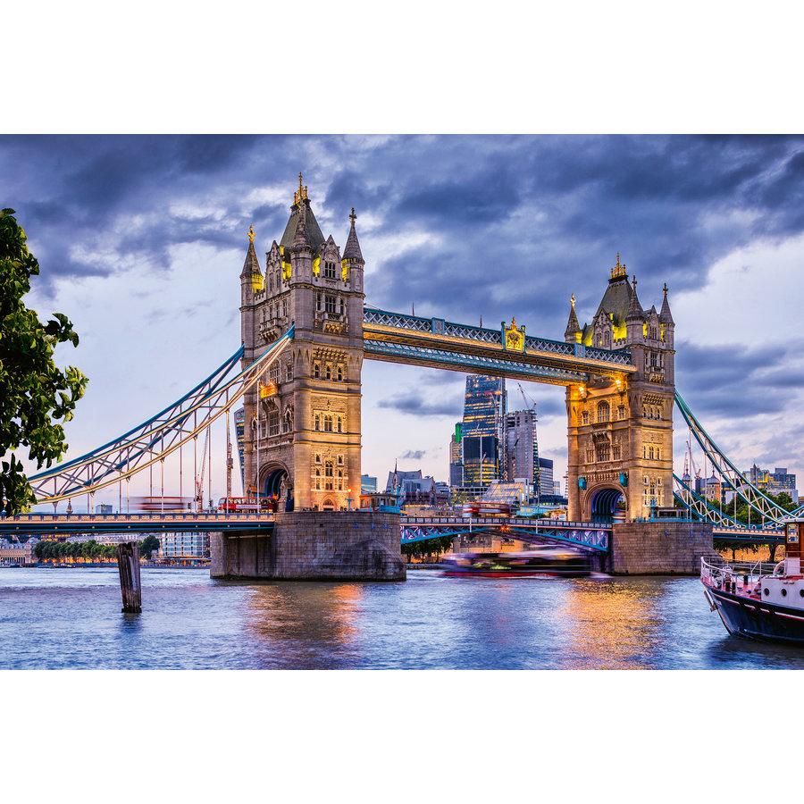 La belle ville de Londres - puzzle de 3000 pièces-1
