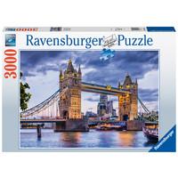 thumb-La belle ville de Londres - puzzle de 3000 pièces-2