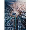 Ravensburger Paris vue d'en haut - puzzle de 1000 pièces