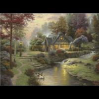 thumb-Stillwater Cottage - 1000 stukjes-2