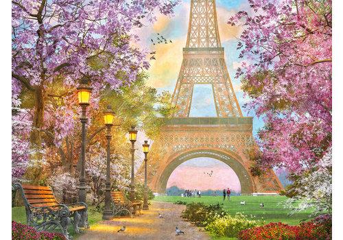 Verliefd in Parijs  - 1500 stukjes