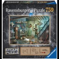 Escape Puzzel 8: De verboden kelder - 759 stukjes