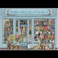 thumb-Fleurs parisiennes - puzzle de 1000 pièces-1