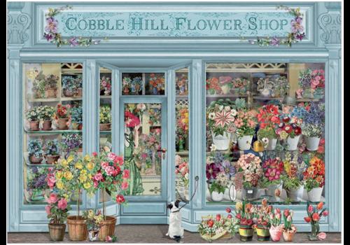 Cobble Hill Parijse bloemen - 1000 stukjes