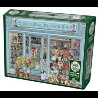 thumb-Fleurs parisiennes - puzzle de 1000 pièces-2
