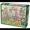Cobble Hill Hummingbirds - puzzle of 1000 pieces