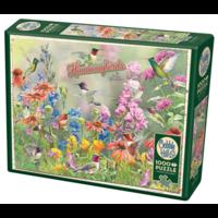 thumb-Hummingbirds - puzzle of 1000 pieces-1