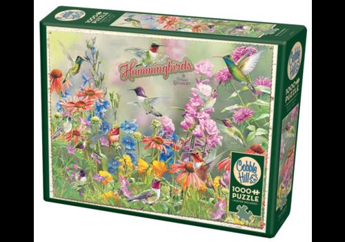 Cobble Hill Hummingbirds - 1000 pieces
