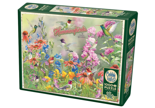 Hummingbirds - 1000 pieces
