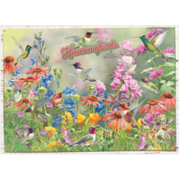 thumb-Hummingbirds - puzzle of 1000 pieces-2