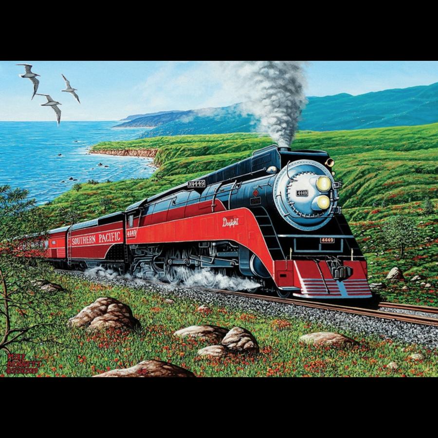 Southern Pacific - puzzel van 1000 stukjes-1