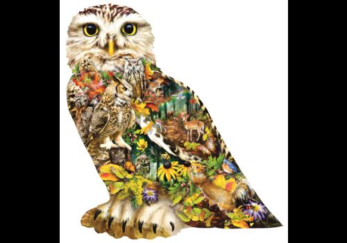 SUNSOUT Forest Messenger - 650 pieces