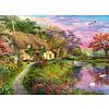 Ravensburger Maison de campagne - puzzle de 500 pièces