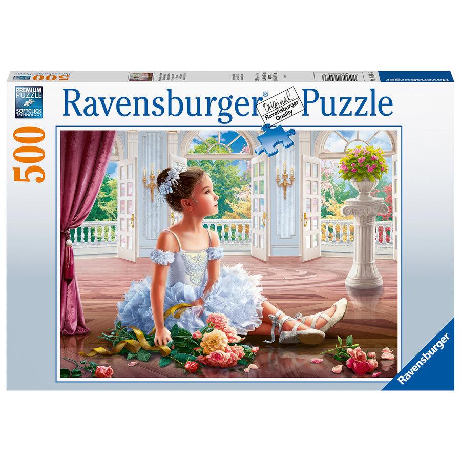 Droom van een ballerina  - puzzel van 500 stukjes-2