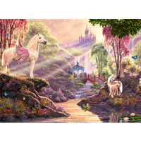 thumb-Fairytale Idylle  - jigsaw puzzle of 500 pieces-1