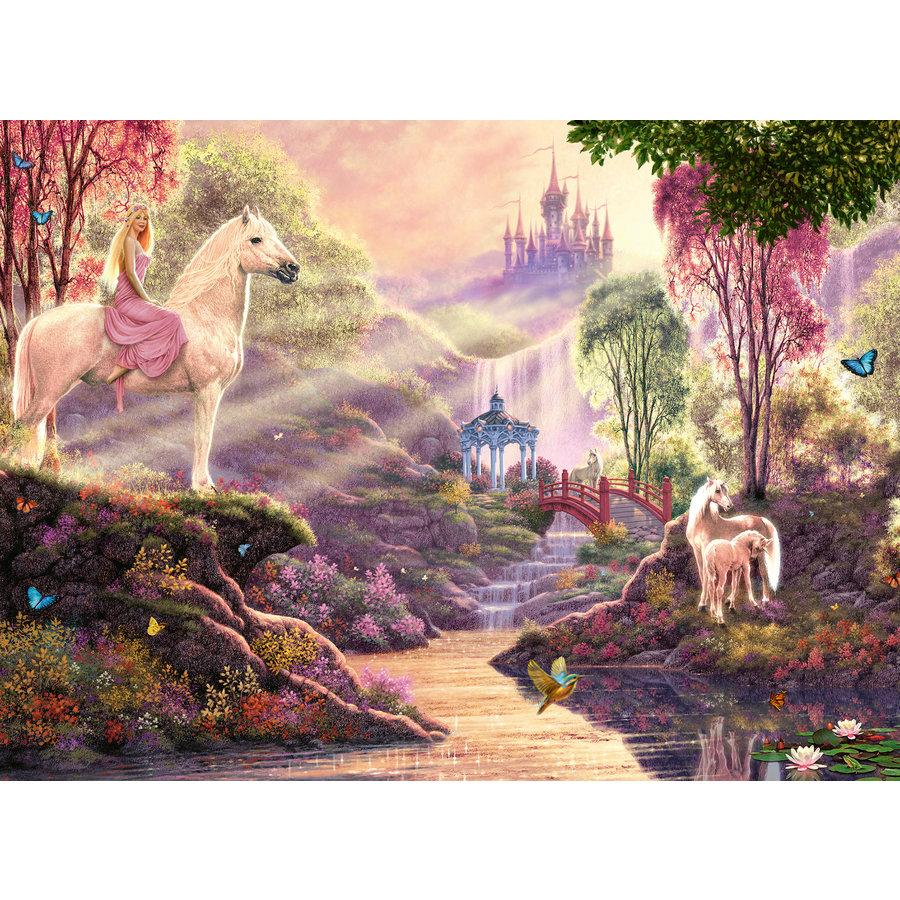 La rivière magique  - puzzle de 500 pièces-1