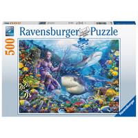 thumb-Heerser van de zee - puzzel van 500 stukjes-2
