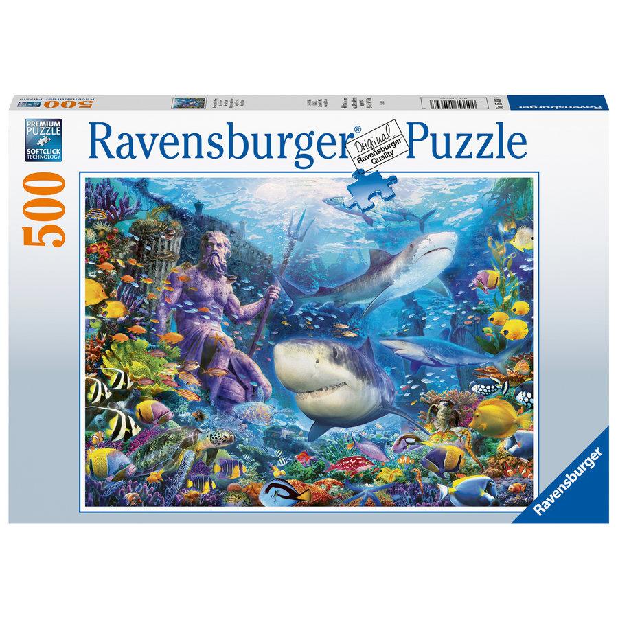 Heerser van de zee - puzzel van 500 stukjes-2