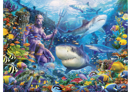 Ravensburger Ruler of the sea  - 500 pieces
