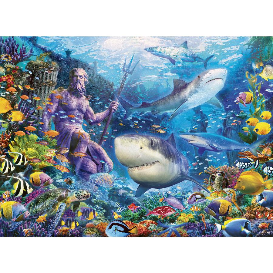 Heerser van de zee - puzzel van 500 stukjes-1