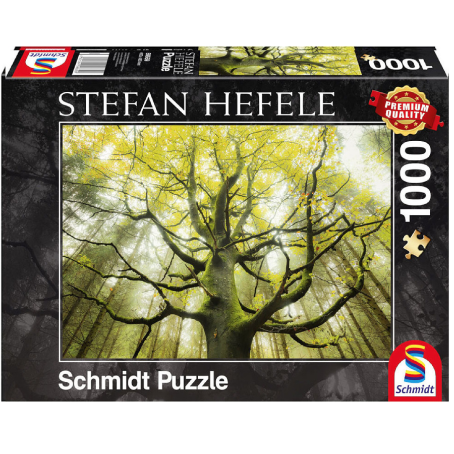 Droom boom - puzzel van 1000 stukjes-2