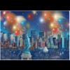 Schmidt Vuurwerk bij het Vrijheidsbeeld - 1000 stukjes