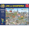 Jumbo Rondje Texel - JvH - 1000 stukjes