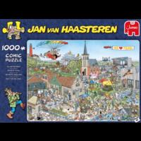 Rondje Texel - JvH - 1000 stukjes