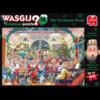 Jumbo Wasgij Christmas 16 - The Christmas Show! - 2 jigsaw puzzles of 1000 pieces