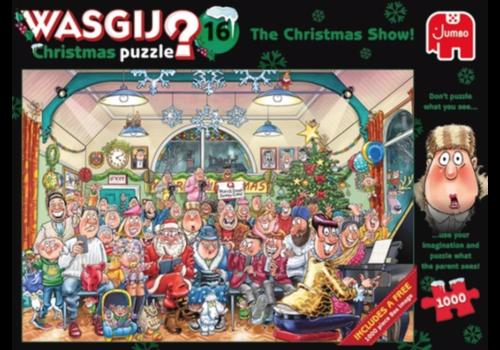 Jumbo Wasgij Noël 16 - 2 x 1000 pièces