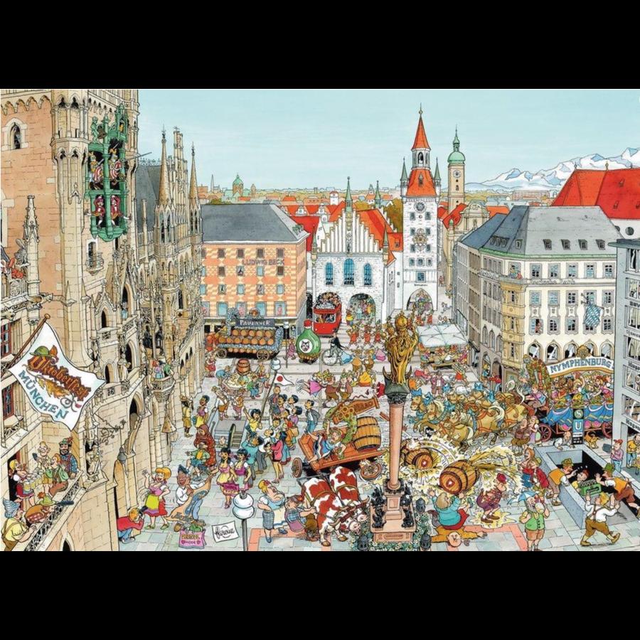 München - Fleroux -  1000 pièces-2