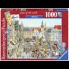 Ravensburger München - Fleroux -  puzzel van 1000 stukjes
