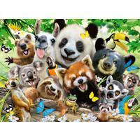 thumb-Wildlife selfie - 300 stukjes-1