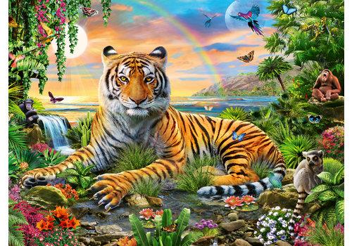 Koning van de jungle - 300 stukjes