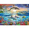 Ravensburger Dolfijnenparadijs - 300 stukjes
